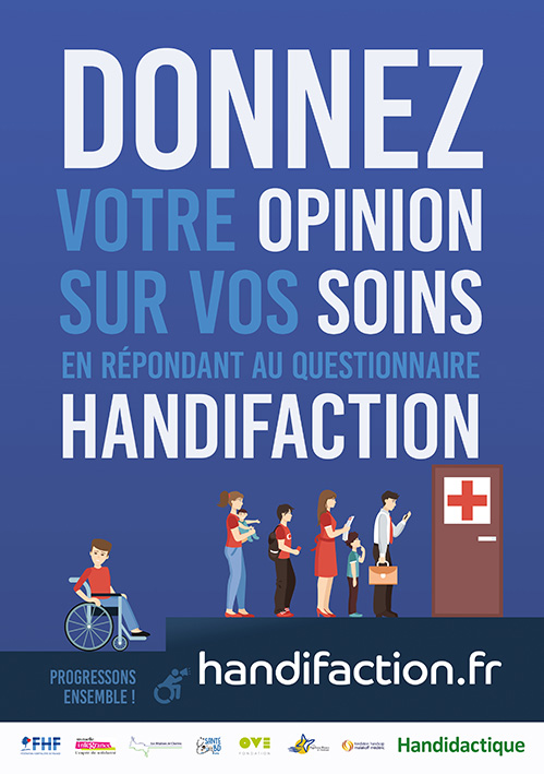 Affiche Handifaction 2018
